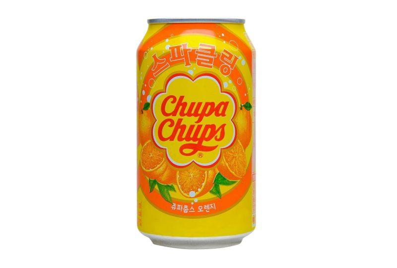 chups naranja
