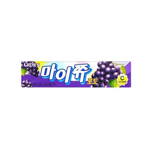 58- My chew uva