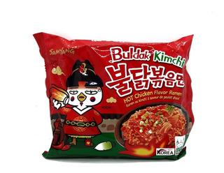Buldak kimchi amen