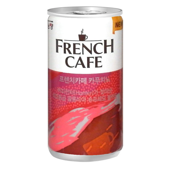 French capuccino