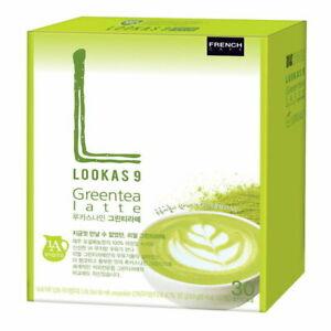 Green tea latte Lookas 30