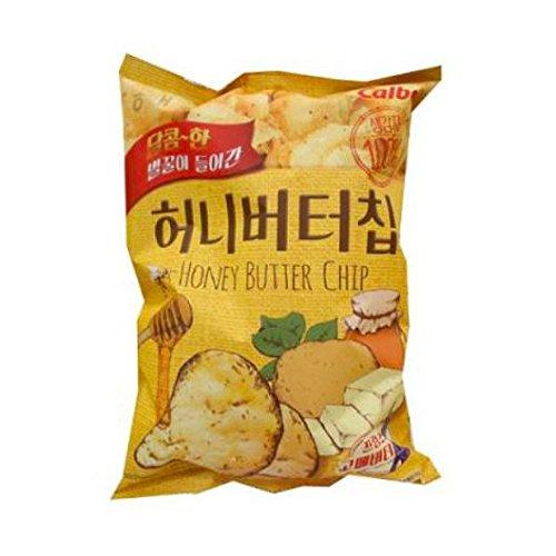 Honey butter chip