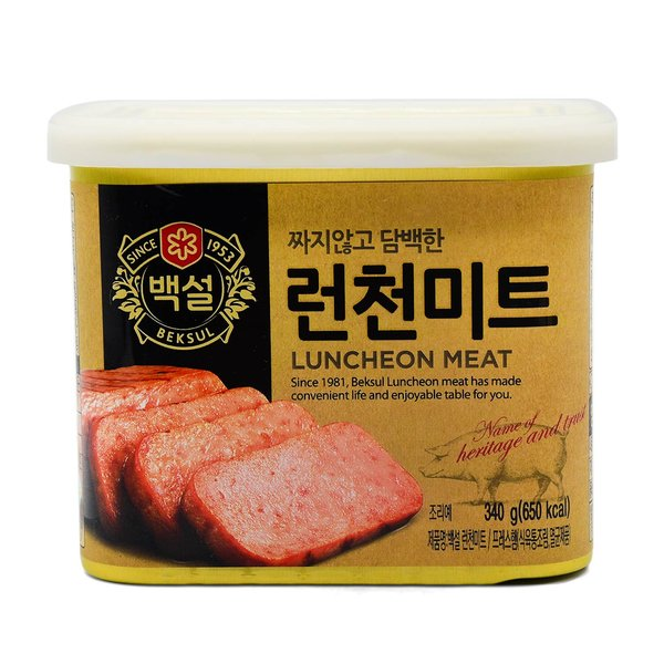 Luncheon Meat 340