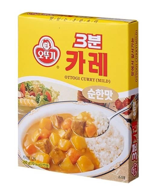 Ottogi curry mild